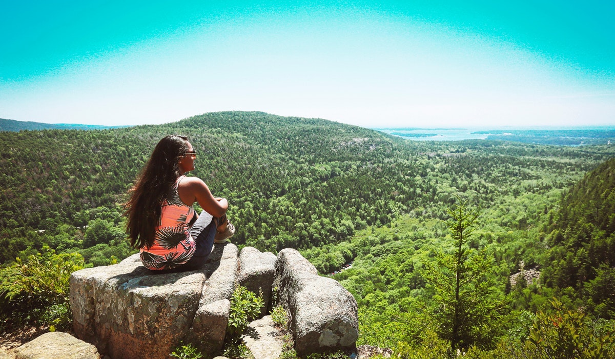 best views in Maine | Tentrr
