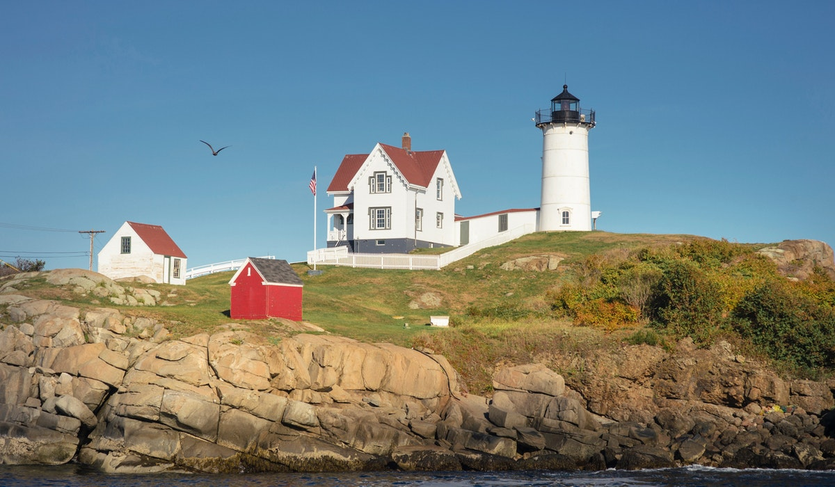 best scenic views in maine | Tentrr